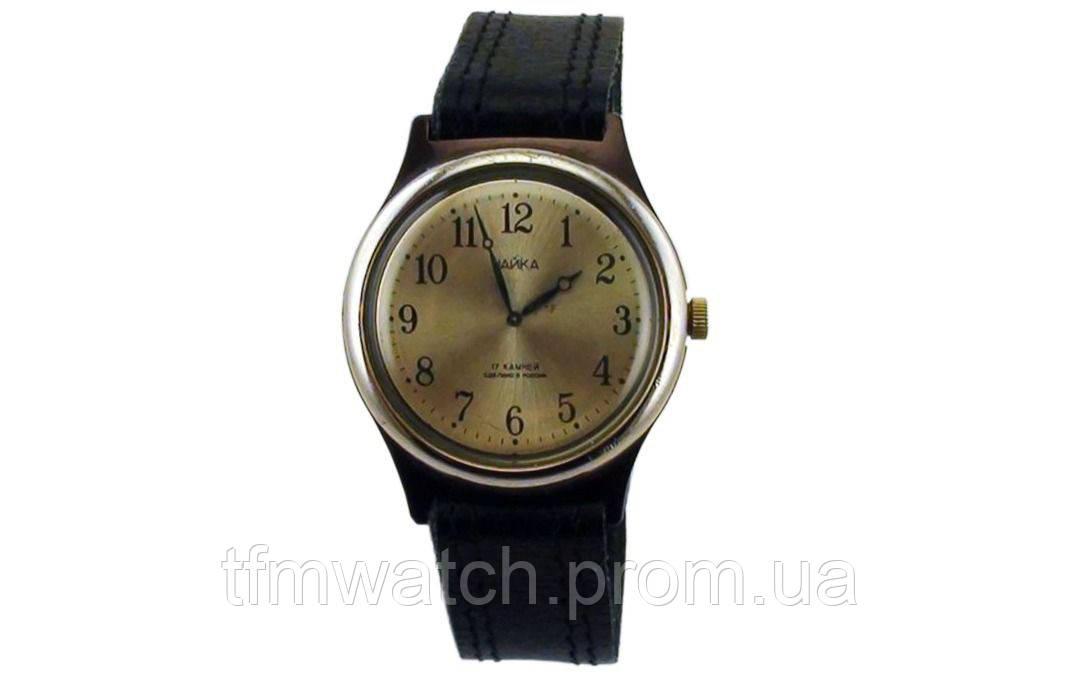 Механические часы Чайка Россия