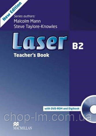 Laser B2 Third Edition Teacher's Book Pack (книга для учителя), фото 2