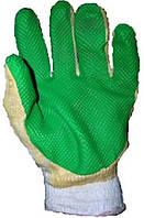 Перчатки КАМЕНЩИК покрытые вулканизированным латексом