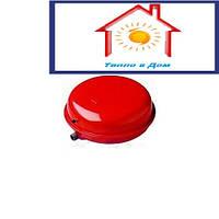 Расширительный бак плоский закрытого типа для систем отопления 12 л