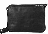 Мужская сумка через плечо формат А4 горизонтальная Katana