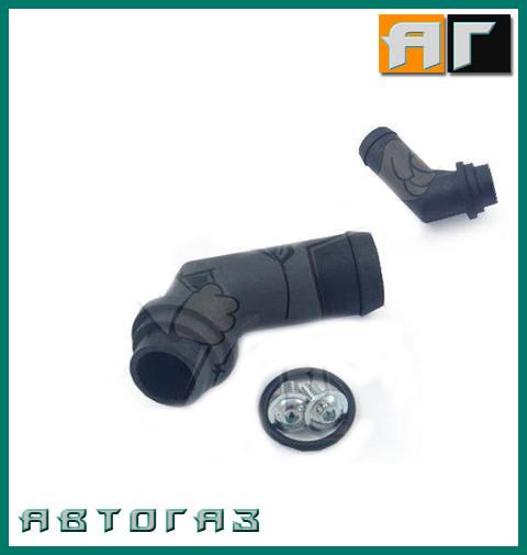 Колено соединительное AC R01 STAG пластик