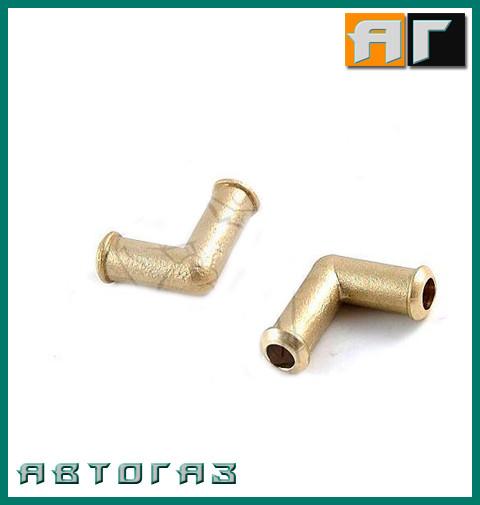 Колено соединительное (газ) LPG металл 12мм