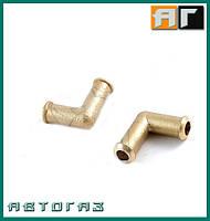 Коліно сполучне (газ) LPG метал 12мм