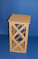 Фонарь декоративный (высота 1м.) заготовка для декора