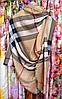 Платок брендовый Burberry кашемир, фото 4