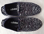 """Кроссовки для подростков """"Adidas YZY"""" №7205-4 (синие), фото 2"""