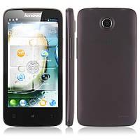 "Смартфон Lenovo A820 2sim, 1/4Gb, 8Мп, 4 ядра, экран 4,5"" IPS, 3G, GPS"