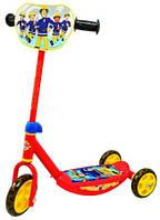 Самокат трехколесный Пожарный Сэм SMOBY 450148