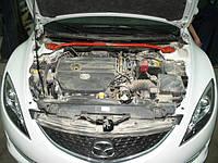 Распорка передних стоек Mazda 6 2007- с установкой