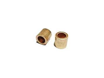 Втулка для хлібопічки 8х12х12 мідно-графітова