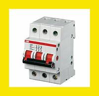 Выключатель нагрузки E203/100r  ABB 100А 3-полюсный