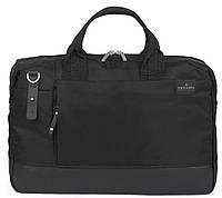 """Современная сумка для ноутбука до 15,6 """" бизнес-серии AGIO Tucano BAGIO15 черный"""