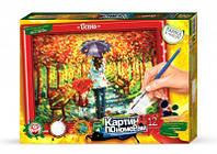 Набор для творчества Картина по номерам, KN-01-04
