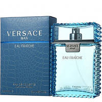 Versace Man Eau Fraiche туалетная вода 100 мл спрей