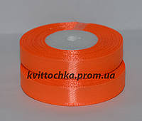 Атласная лента 1,2 см (23 м), цвет на фото