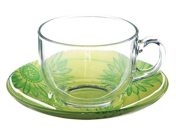 Чайный набор на 6 персон Dahlia Twist