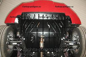 Защита картера LANCIA Ypsilon v-1,2 АКПП с-2012 г.