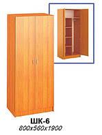 Шкаф ШК-6 (мебель для гостиниц)
