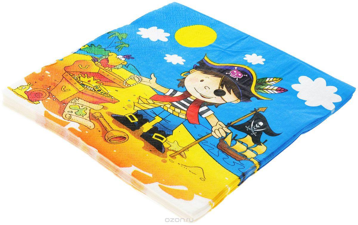 "Паперові серветки ""Маленький пірат"""
