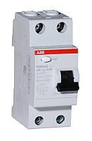 Устройство защитного отключения ABB FH202 AC-40/0,03 УЗО 40А.