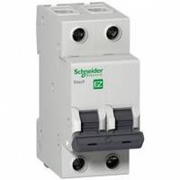 Автоматический выключатель Schneider C 2п 10А