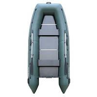 Надувная моторная лодка Альфа A 340LK