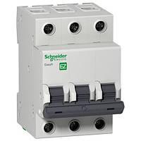 Автоматический выключатель Schneider C 3п 32А