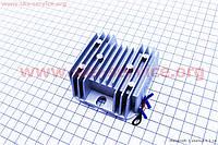 Реле зарядки мотоблока двигатель R175-195 (4 провода)