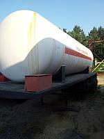 Транспортная цистерна-полуприцеп для сжиженного газа 25 куб.м.