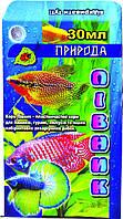 Природа Пластинчатый корм для рыб Петушок