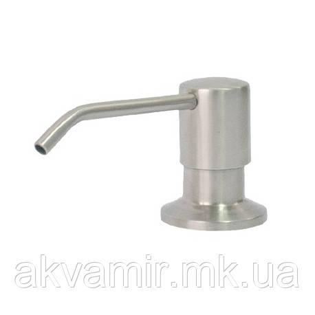 Дозатор для мыла Fabiano FAS-D35 Inox (нержавеющая сталь)