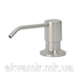 Дозатор для моющего средства Fabiano FAS-D35 Inox (нержавеющая сталь)