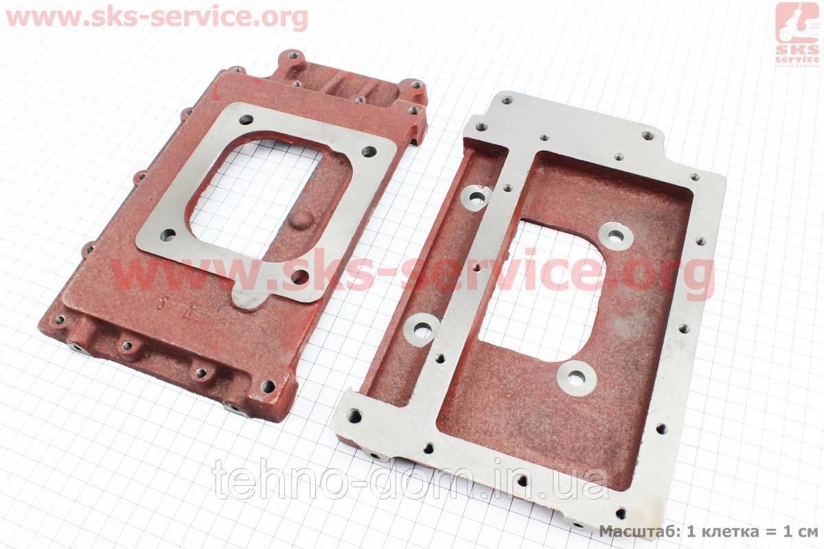 Пластина крепления радиатора двигатель R175-180