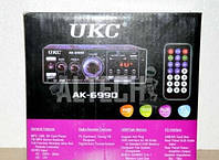 Усилитель звука AК 699 UKC (звуковой усилитель УКС)