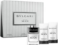 Bvlgary men Extreme (100ml + sg75ml + as75ml + сумка) набор
