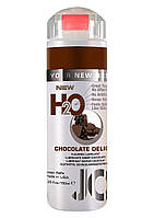 Съедобный лубрикант JO H2O LUBRICANT CHOCOLATE DELIGHT 150ML
