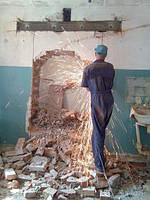 Демонтаж стен (063) 112 32 32 , фото 1