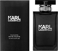 Karl Lagerfeld Homme (100ml + sg150ml) набор
