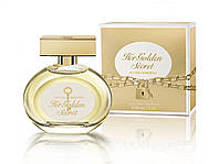 Antonio Banderas Her Golden Secret  (для женщин)  80ml тестер