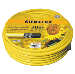 Шланг для полива Sunflex TM Bradas 3/4 дюйма (19 мм) 50 метров