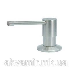Дозатор для мыла Fabiano FAB-D25 Inox (нержавеющая сталь)