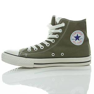 Кеды высокие Converse All Star коричневые, фото 2