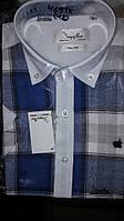 Рубашка мужская короткий рукав 14 моделей