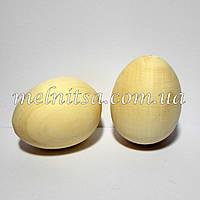 Деревянное яйцо, 6,5 см