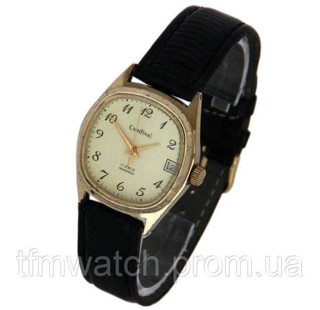 Cardinal механические часы Россия