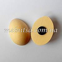 Деревянное яйцо-магнит , 6,5 см