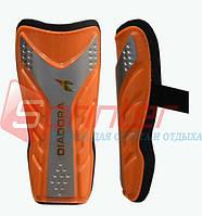 """Щитки футбольные """"DIADORA"""" Цвет: оранжевый. 602-М"""