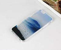"""Силиконовый чехол """"Птицы"""" для iphone 5/5S"""