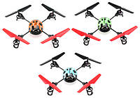 Акция! Квадрокоптер 2.4Ghz WL Toys Beetle V929 (синий, зеленый, оранжевый)